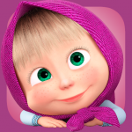 [APK] Masha and the Bear. Games & Activities 5.3  (MOD Unlimited Money)