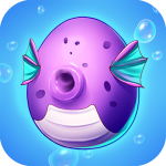 Merge Mermaids-design home&create magic fish life.  1.3.0 (MOD Unlimited Money)