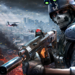 Modern Combat 5 eSports FPS  5.8.0i (MOD Unlimited Money)