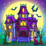 Monster Farm Happy Ghost Village – Witch Mansion  1.76 (MOD Unlimited Money)
