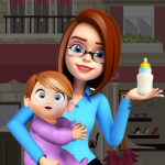 [APK] Mother Simulator 3D: Real Baby Simulator Games 1.2 (MOD Unlimited Money)