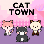 [APK] My Cat Town😸 – Free Pet Games for Girls & Boys 1.2 (MOD Unlimited Money)