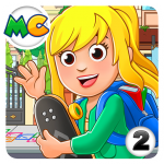 [APK] My City : After School 2.5.1 (MOD Unlimited Money)