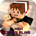 [APK] New Comes Alive  Mod for MCPE 4.3 (MOD Unlimited Money)