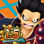 ONE PIECE バウンティラッシュ  40300 (MOD Unlimited Money)