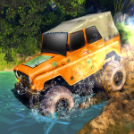 [APK] Off road Simulator ultimate extreme 4×4 Jeep rally 1.0 (MOD Unlimited Money)
