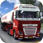 [APK] Oil Tanker Transport Simulation : Euro Truck Drive 1.2 (MOD Unlimited Money)