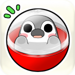 Pesoguin capsule toy game  1.6 (MOD Unlimited Money)