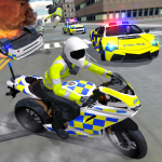 [APK] Police Car Driving – Motorbike Riding 1.30 (MOD Unlimited Money)