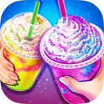 Rainbow Ice Cream – Unicorn Party Food Maker  1.8 (MOD Unlimited Money)
