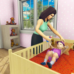 [APK] Real Mother Simulator 3D – Baby Care Games 2020 1.0.1 (MOD Unlimited Money)