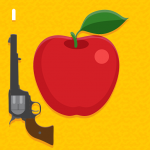 [APK] Red Apple Shooter – Fun Revolver Shooting Game 1.0.0 (MOD Unlimited Money)