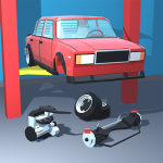 Retro Garage Car mechanic simulator  2.2.3 (MOD Unlimited Money)
