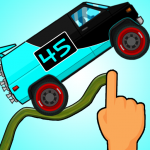 [APK] Road Draw: Climb Your Own Hills 2.1.0 (MOD Unlimited Money)