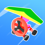[APK] Road Glider – Incredible Flying Game 1.0.25 (MOD Unlimited Money)