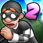 Robbery Bob 2 Double Trouble  1.6.8.10 (MOD Unlimited Money)