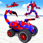 [APK] Scorpion Robot Monster Truck Transform Robot Games 9 (MOD Unlimited Money)