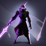 Shadow Knight Premium: New Fighting Game  1.2.23 (MOD Unlimited Money)