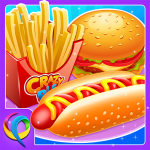 [APK] Street Food – Cooking Game 2.0.1 (MOD Unlimited Money)