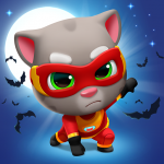 [APK] Talking Tom Hero Dash – Run Game 2.2.1.1300 (MOD Unlimited Money)