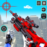 [APK] US Police Robot Counter Terrorist Shooting Games 13 (MOD Unlimited Money)