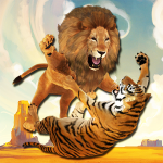 [APK] Ultimate Lion Vs Tiger: Wild Jungle Adventure 1.4 (MOD Unlimited Money)