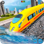 [APK] Underwater Bullet Train Simulator : Train Games 2.9.0 (MOD Unlimited Money)