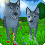 [APK] Wolf Simulator: Wild Animals 3D 1.047 (MOD Unlimited Money)