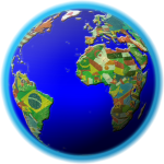 [APK] World Map Quiz: Coutries, Capitals, Flags 1.4.1  (MOD Unlimited Money)