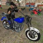 [APK] motorcycle racing star – ultimate police game 4 (MOD Unlimited Money)