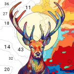 [APK] Animals Paint By Number – Coloring Books Free 1.0.2-beta (MOD Unlimited Money)