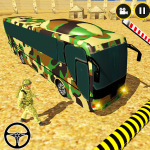 [APK] Army Bus Driving 2020 US Military Coach Bus Games 0.1 (MOD Unlimited Money)