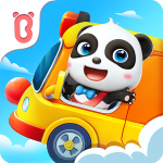 Baby Panda's School Bus – Let's Drive!  8.53.00.01 (MOD Unlimited Money)