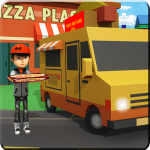 [APK] Blocky Pizza Delivery 2.0 (MOD Unlimited Money)