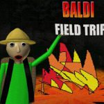 [APK] Buldi's basic Field Trip in Camping BALDIS BASIC (MOD Unlimited Money)