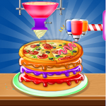 [APK] Cake Pizza Factory : Wedding Cake Cooking Game 1.0.3 (MOD Unlimited Money)