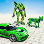 [APK] Cat Robot Car Game – Car Robot War 1.3 (MOD Unlimited Money)
