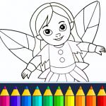 Coloring game for girls and women  15.9.0 (MOD Unlimited Money)