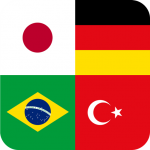 Country Flags and Capital Cities Quiz  1.0.25 (MOD Unlimited Money)