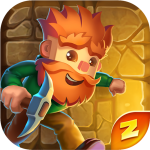[APK] Dig Out! – Gold Digger Adventure 2.2 2.20.1  (MOD Unlimited Money)