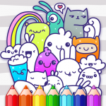 [APK] Doodle Coloring Book 1.2   (MOD Unlimited Money)