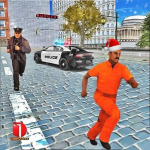 Drive Police Car Gangsters Chase : 2021 Free Games  2.0.08 (MOD Unlimited Money)