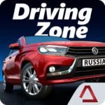 [APK] Driving Zone: Russia 1.32  by AveCreation 01 (MOD Unlimited Money)