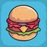 [APK] Floppy Burger – New Chef in Town 98 (MOD Unlimited Money)