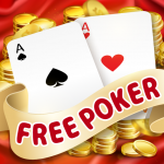 Free Poker Texas Holdem Card Games  1.665 (MOD Unlimited Money)