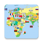 [APK] GEOGRAPHIUS: Countries, Capitals and Flags Quiz 6.2.0 (MOD Unlimited Money)
