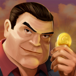Gangster: Coin Boss Win Big or Die Tryin'  0.1.14 (MOD Unlimited Money)