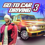 Go To Car Driving  3.6.2 (MOD Unlimited Money)