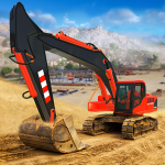 Heavy Excavator Simulator 2020: 3D Excavator Games  2.0.9 (MOD Unlimited Money)