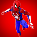 [APK] Hero Spider Rope Fighting Gangster City Simulator 9.0   (MOD Unlimited Money)